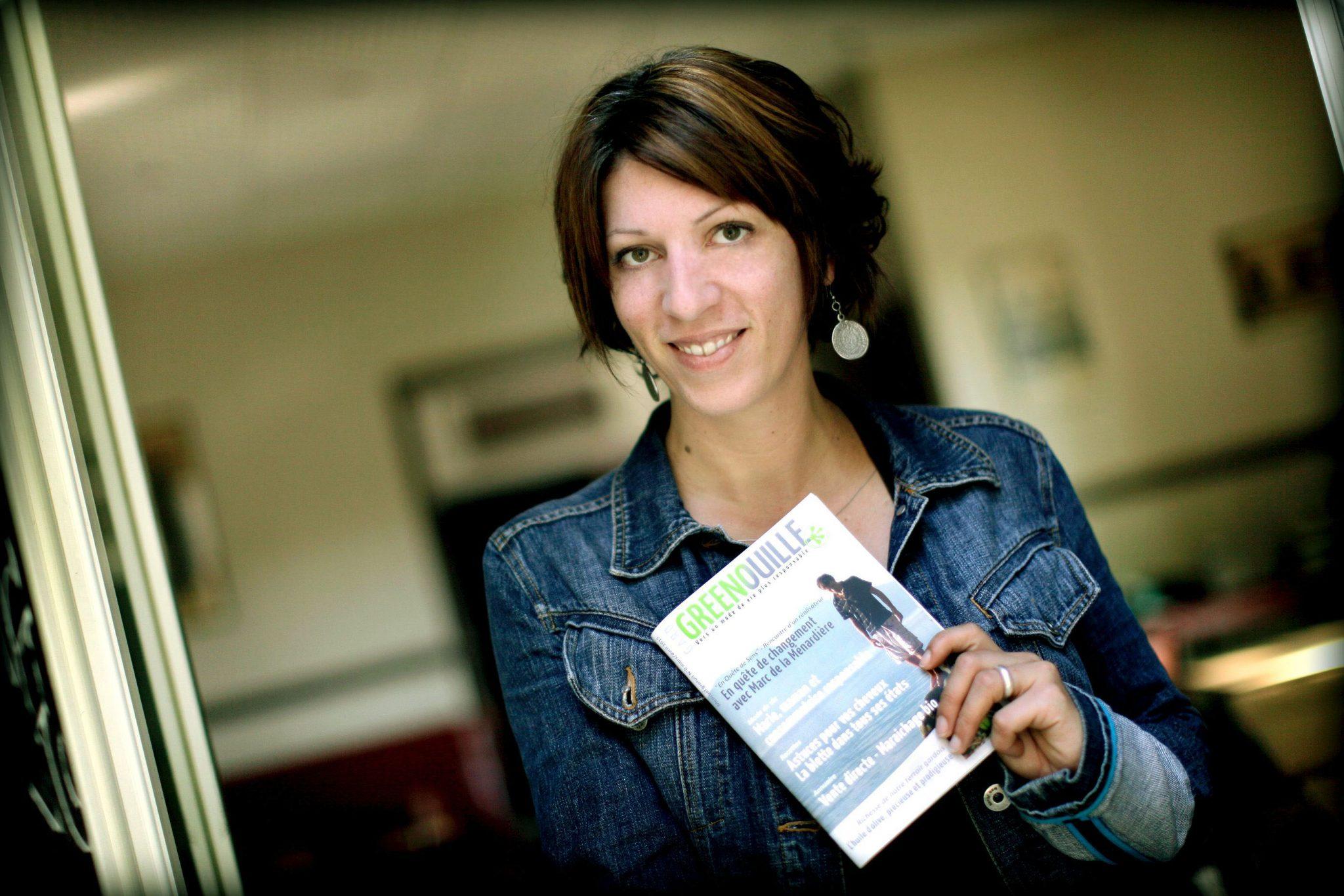 Julie Claverie Directrice de Rédaction