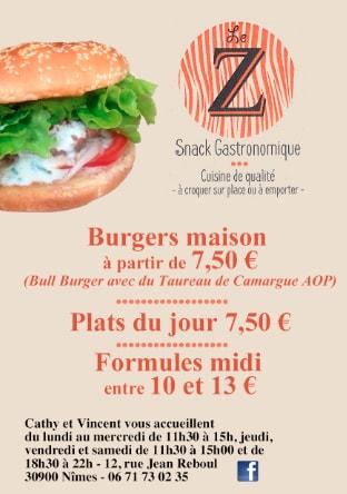 snack gastronomique