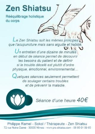 thérapeute zen shiatsu
