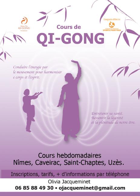 Cours de Qi-gong